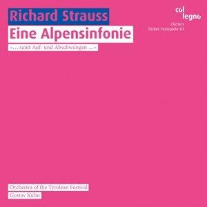 Orchester der Tiroler Festspiele Erl & Gustav Kuhn 歌手頭像