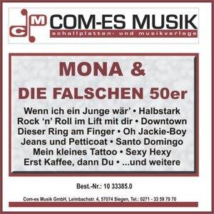 Mona & Die falschen 50er 歌手頭像