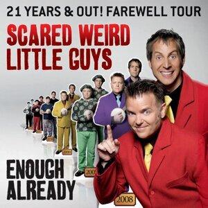 Scared Weird Little Guys 歌手頭像
