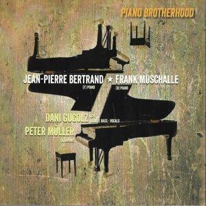 Jean-Pierre Bertrand, Frank Muschalle 歌手頭像