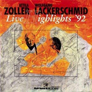 Attila Zoller / Wolfgang Lackerschmid Duo 歌手頭像