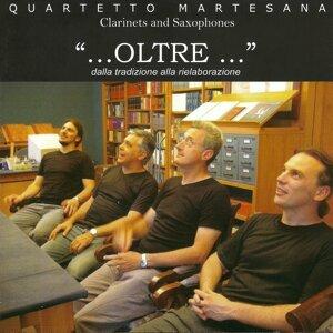Quartetto Martesana 歌手頭像