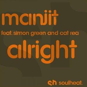 Manjit feat. Simon Green & Cat Rea 歌手頭像