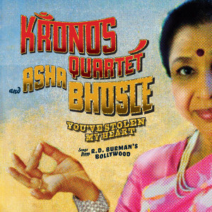 Kronos Quartet and Asha Bhosle