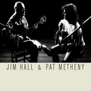 Jim Hall & Pat Metheny アーティスト写真