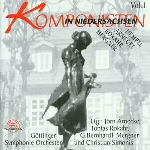 Göttinger Symphonie Orchester, Jörn Arnecke 歌手頭像