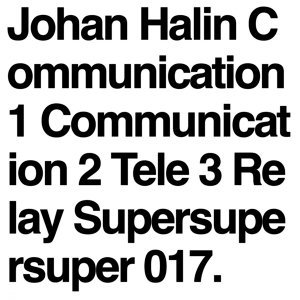 Johan Halin 歌手頭像