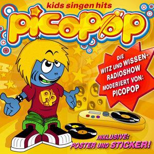 Picopop 歌手頭像