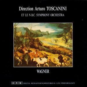N. B. C. Orchestra, Arturo Toscanini アーティスト写真