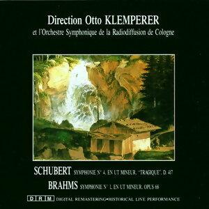 Kölner RSO, Otto Klemperer 歌手頭像