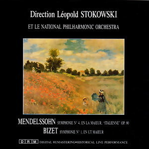 Nationales Philharmonisches Orchester, Léopold Stokowski 歌手頭像