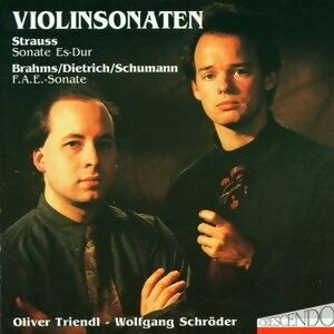 Wolfgang Schroeder, Oliver Triendl 歌手頭像