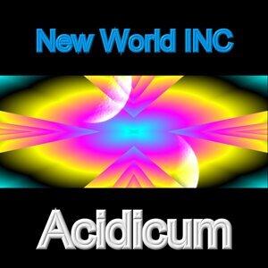 New World INC 歌手頭像