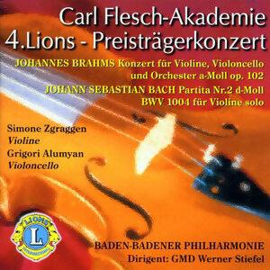 Baden-Badener Philharmonie, Simone Zgraggen, Grigori Alumyan 歌手頭像