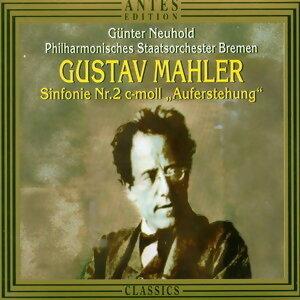 Staatsorchester Bremen, Günter Neuhold, Gabriele Maria Ronge, Delores Ziegler 歌手頭像