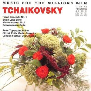 Slovak Philharmonic Orchestra, Symphonic Festival Orchestra, Peter Schmalfuss, Libor Pesek, Kurt Schlegel 歌手頭像