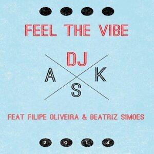 DJ ASK feat. Filipe Oliveira & Beatriz Simões 歌手頭像