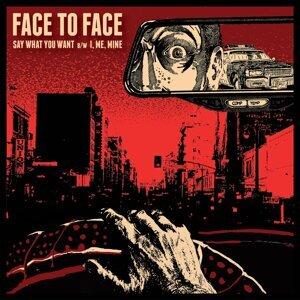 Face To Face 歌手頭像