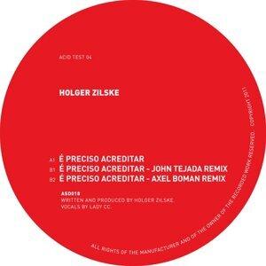 Holger Zilske 歌手頭像