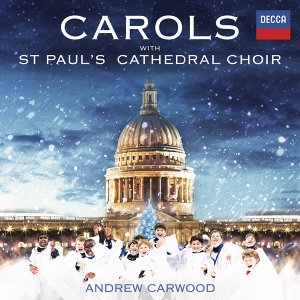 St. Paul's Cathedral Choir, Andrew Carwood 歌手頭像