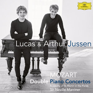 Lucas Jussen, Arthur Jussen, Sir Neville Marriner, Academy of St. Martin in the Fields 歌手頭像
