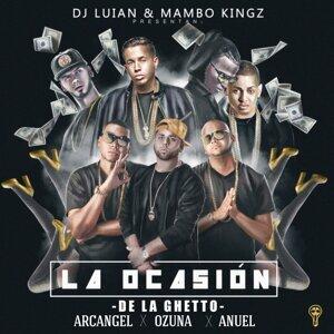 De La Ghetto, Mambo Kingz, DJ Luian 歌手頭像