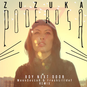 Zuzuka Poderosa アーティスト写真