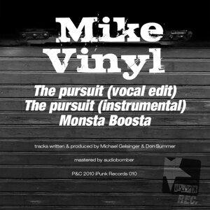 Mike Vinyl 歌手頭像