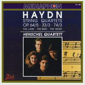 Henschel Quartet 歌手頭像