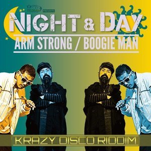 BOOGIE MAN & ARM STRONG アーティスト写真