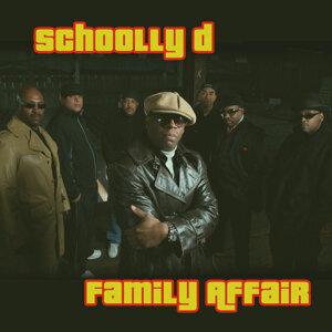 Schoolly D 歌手頭像