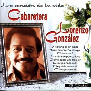 Lorenzo Gonzalez 歌手頭像