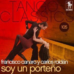 Francisco Canaro y Carlos Roldán 歌手頭像
