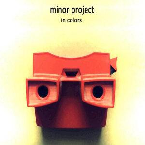 Minor Project 歌手頭像