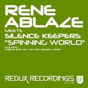 Rene Ablaze & Silence Keepers 歌手頭像