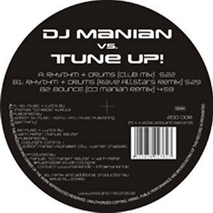 DJ Manian vs. Tune Up! 歌手頭像