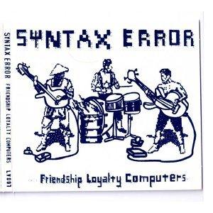 Syntax Error 歌手頭像
