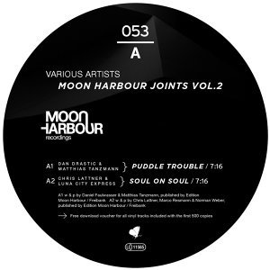 Moon Harbour Joints 歌手頭像