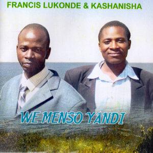 Francis Lukonde, Kanshanisha 歌手頭像
