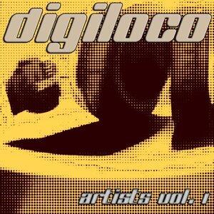 Digiloco Records Artists 歌手頭像