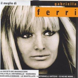 Gabriella Ferri 歌手頭像