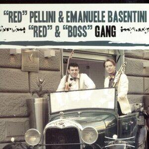 Red' Pellini, Emanuele Basentini, Guiseppe Talone, Roberto Pistolesi 歌手頭像