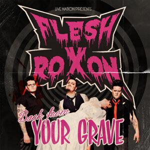 Flesh Roxon アーティスト写真