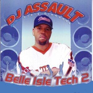 DJ Assault, Craig Diamonds 歌手頭像