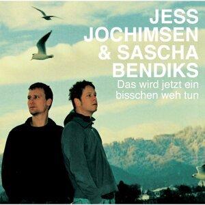 Jess Jochimsen & Sascha Bendiks アーティスト写真