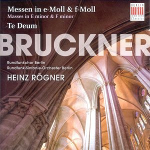 Heinz Rögner, Berlin Radio Chorus, Berlin Radio Symphony Orchestra 歌手頭像