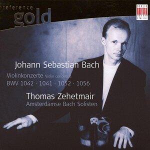 Thomas Zehetmair, Amsterdam Bach Soloists 歌手頭像