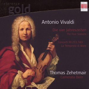 Thomas Zehetmair, Camerata Bern 歌手頭像