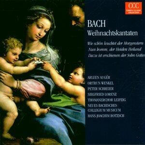 Arleen Augér, Ortrun Wenkel, Peter Schreier, Siegfried Lorenz, Thomanerchor Leipzig, Neues Bachisches Collegium Musicum & Hans-Joachim Rotzsch 歌手頭像