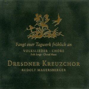 Dresdner Kreuzchor, Rudolf Mauersberger 歌手頭像